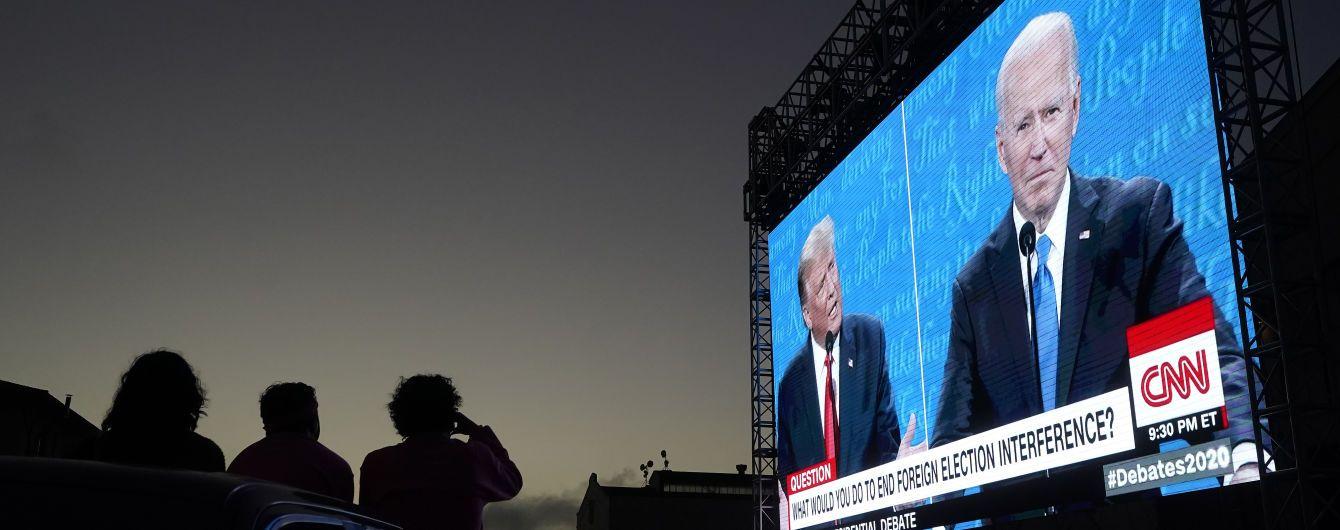 Президентские дебаты в США и эскалация конфликта на Ближнем Востоке. Пять новостей, которые вы могли проспать