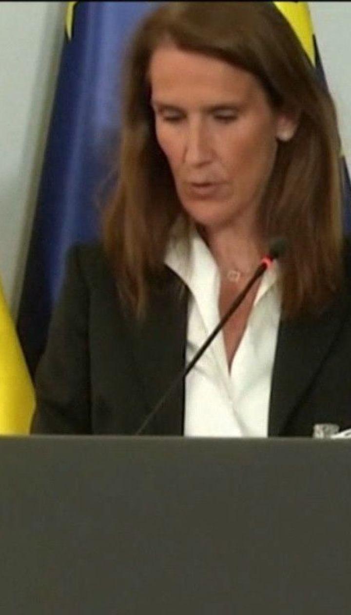 Хвору на коронавірус міністерку закордонних справ Бельгії перевили до реанімації
