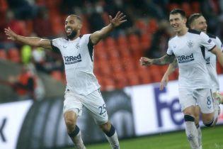 Со своей половины поля: футболист команды Джеррарда забил самый дальний гол в истории Лиги Европы