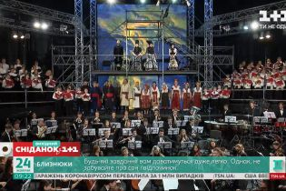 Дирижер Оксана Лынив начинает новый проект в Украине