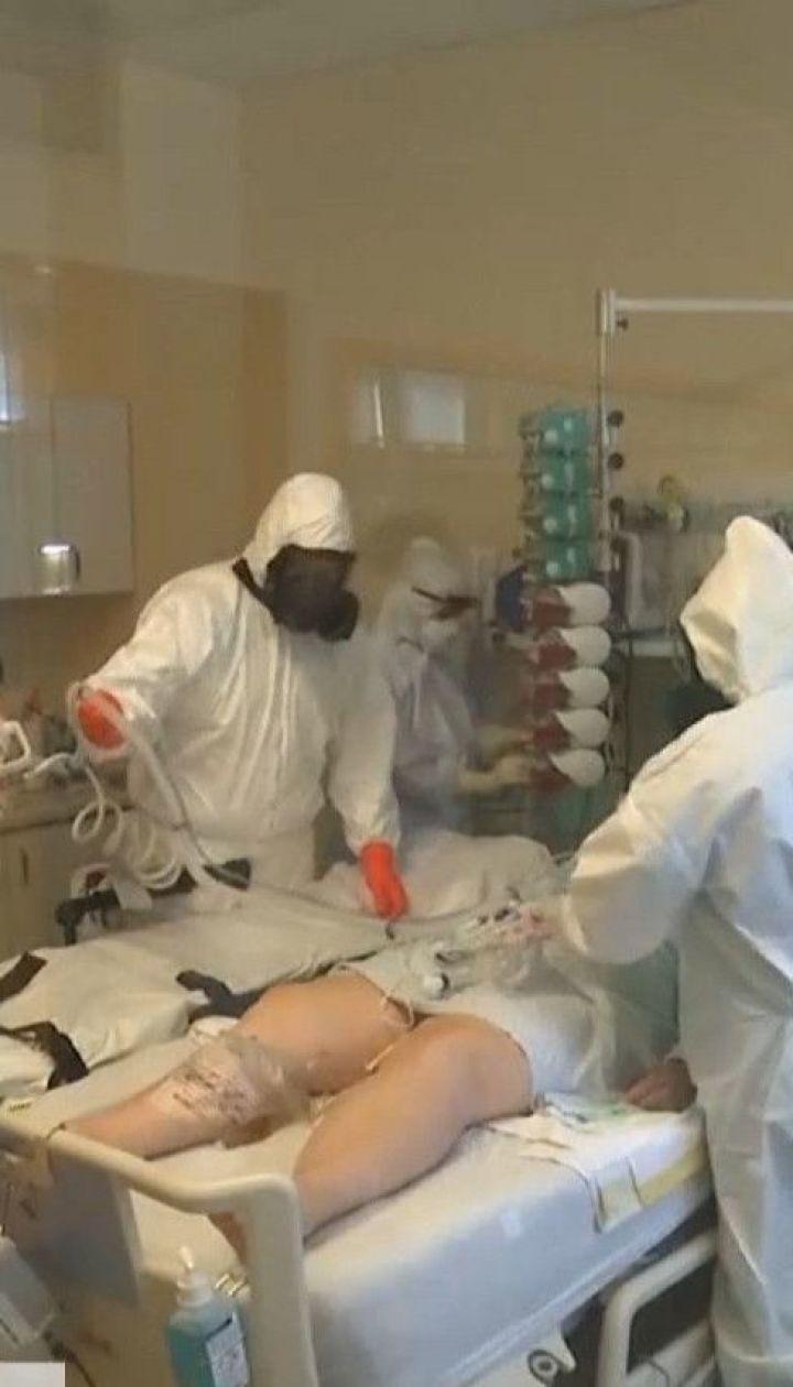 Європа б'є рекорди – за минулу добу на коронавірсу захворіли більше 220 тисяч людей