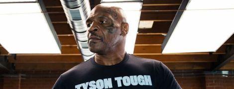 """Неугомонный """"Железный Майк"""": Тайсон планирует провести еще три боя после возвращения в бокс"""