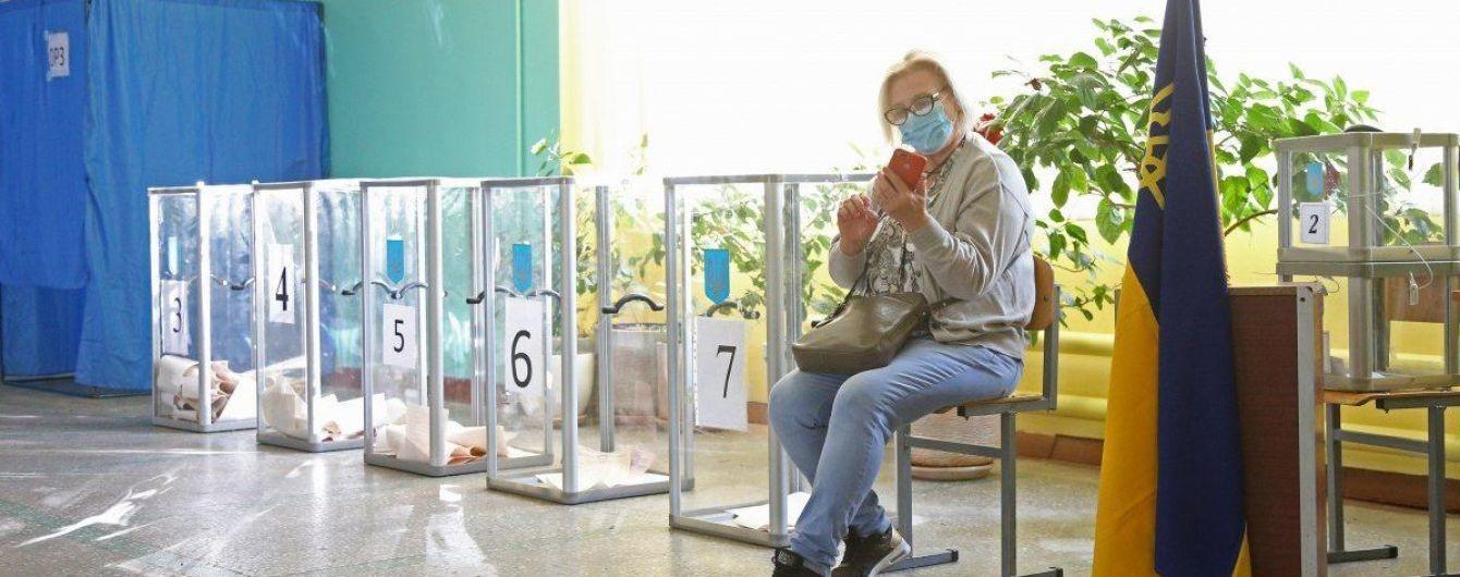 Выборы-2020 в Хмельницком: предварительные результаты голосования, явка и нарушения