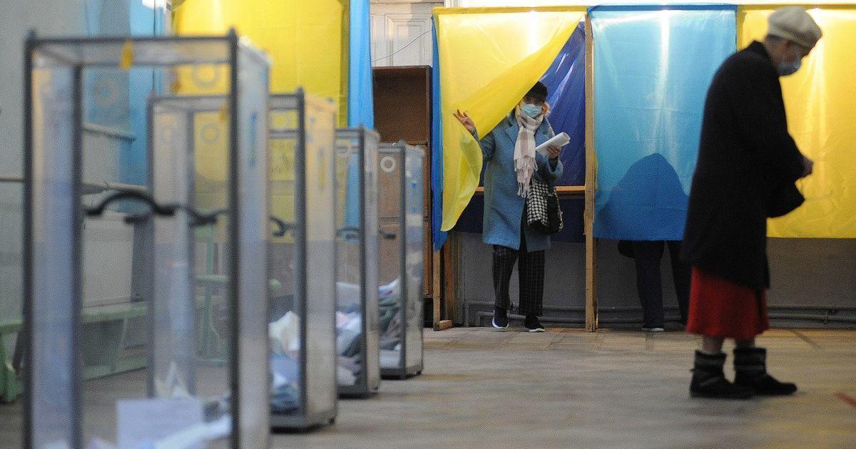 Экзит-пол: кто побеждает на выборах в Черкассах