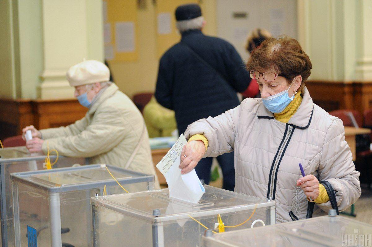 Вибори, місцеві вибори 2020, голосування_33