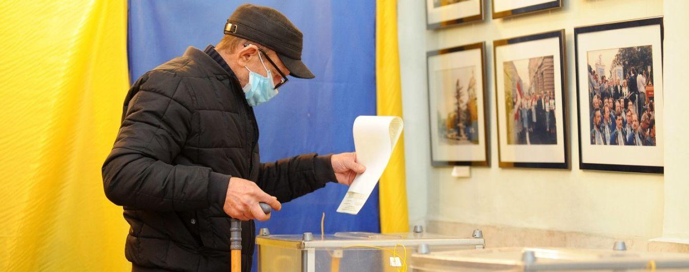 Результаты экзит-полов и подсчет голосов: текстовый онлайн о местных выборах-2020