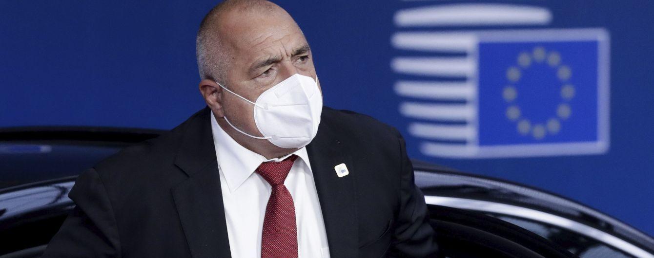 Прем'єр-міністр Болгарії заразився коронавірусом