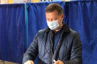 Олег Ляшко заявил, что победил на выборах и возвращается в Верховную Раду