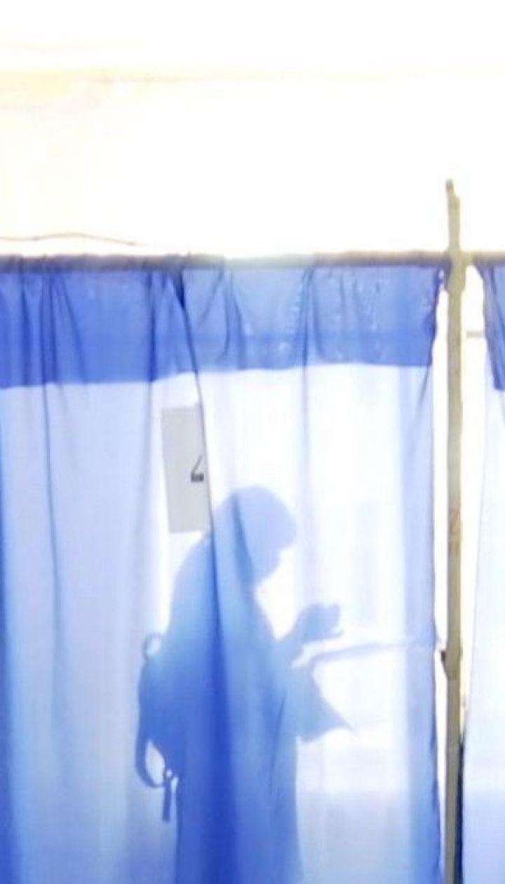 Явка на избирательных участках: 37% укранцев пришли проголосовать за местную власть