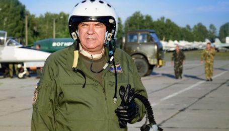 Дело катастрофы Ан-26 под Чугуевом: командующего Воздушных сил отпустили под личное обязательство