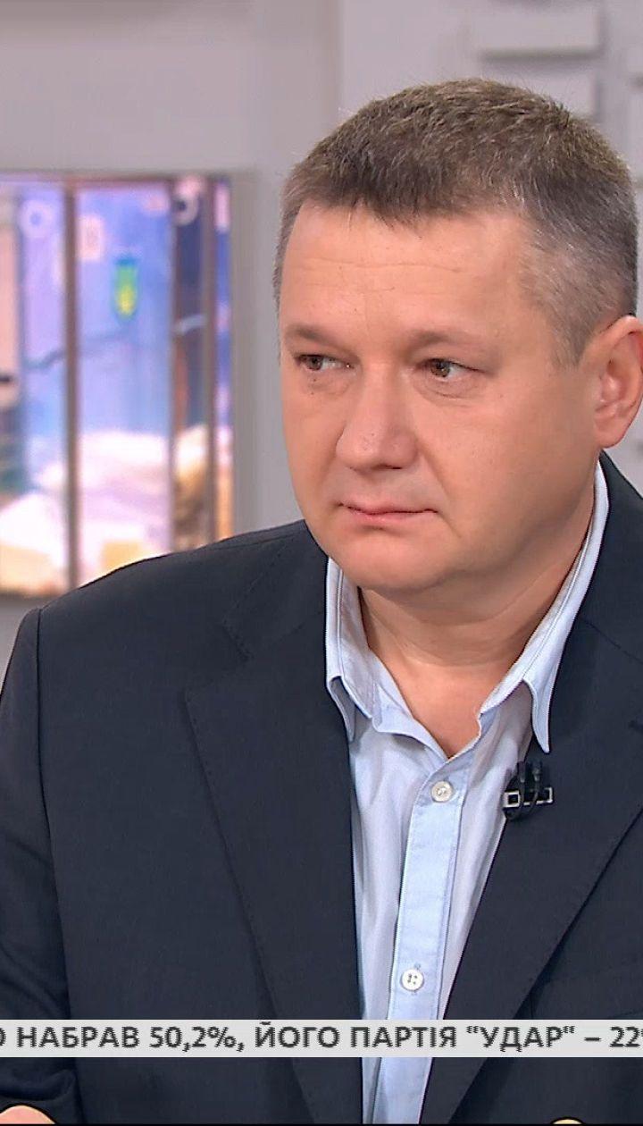 Голова Комітету виборців Олексій Кошель про перші результати, порушення і другий тур