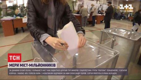 Перші екзит-поли: в Одесі лідирують Геннадій Труханов і кандидат від ОПЗЖ Микола Скорик