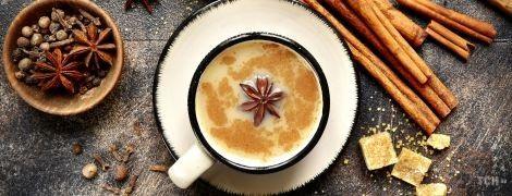 Как полюбить осень: шесть рецептов согревающих напитков