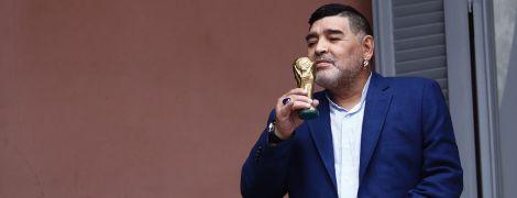 """""""Забить Англии правой рукой"""": Марадона раскрыл свою мечту перед 60-летием"""