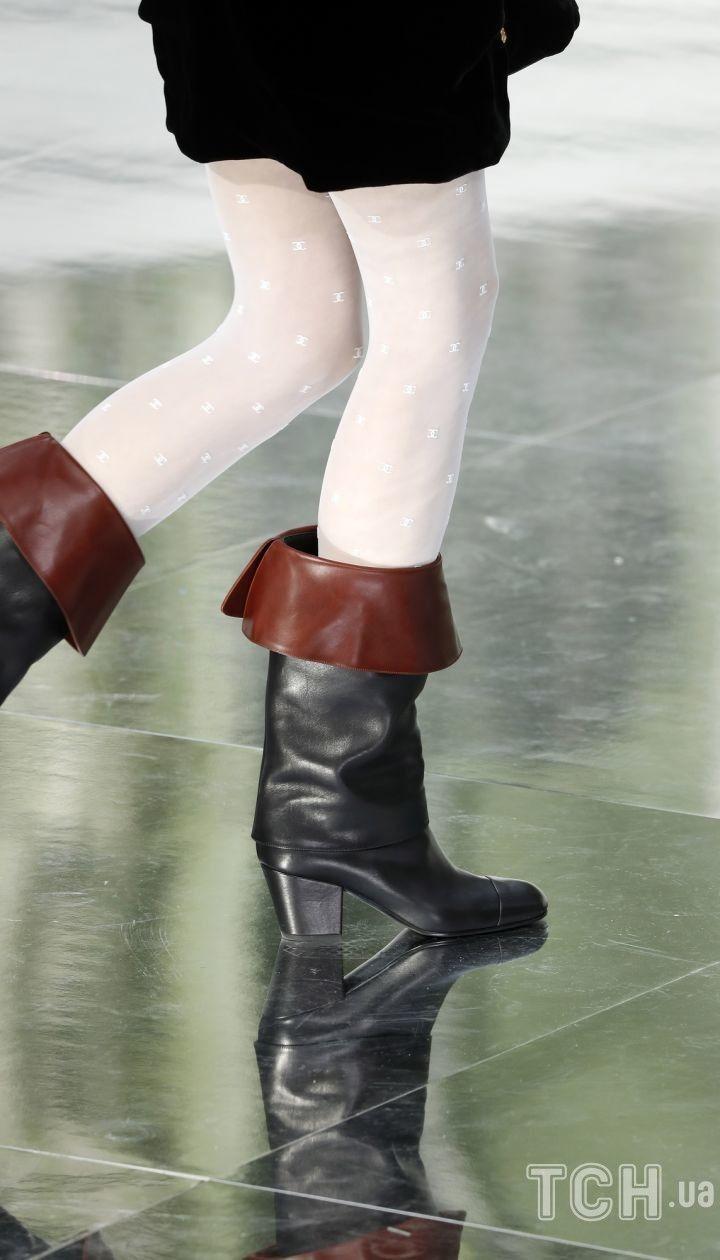 Колекція Chanel прет-а-порте сезону осінь-зима 2020-2021 @ East News