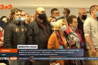 У Львові триває підрахунок голосів: за результатами екзит-полу лідирує Андрій Садовий