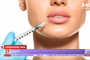 Натуральные или искусственные: какие губы сейчас в тренде