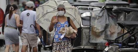 Филиппины страдают от мощного тайфуна: есть погибшие и пропавшие без вести