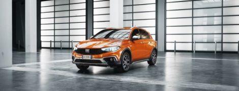 Fiat превратил одну из своих бюджетных моделей в кроссовер: фото