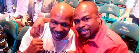 Майк Тайсон і Рой Джонс битимуться за спеціальний пояс WBC і здадуть допінг-тести