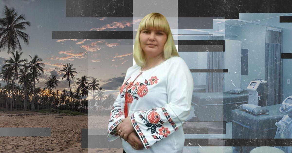 Украинка, у которой случилось кровоизлияние в мозг на курорте в Турции, умерла