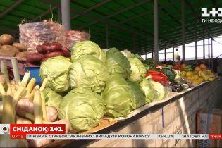 Овочі борщового набору впали в ціні — Економічні новини
