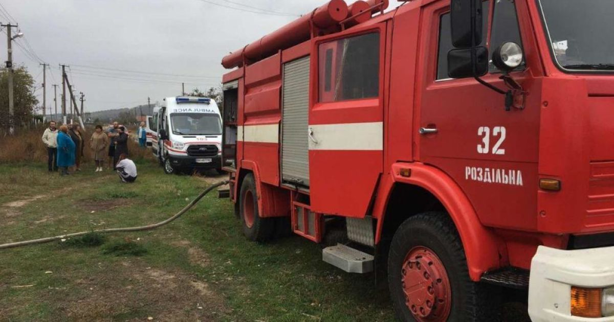 В Киевской области в доме сгорел мужчина
