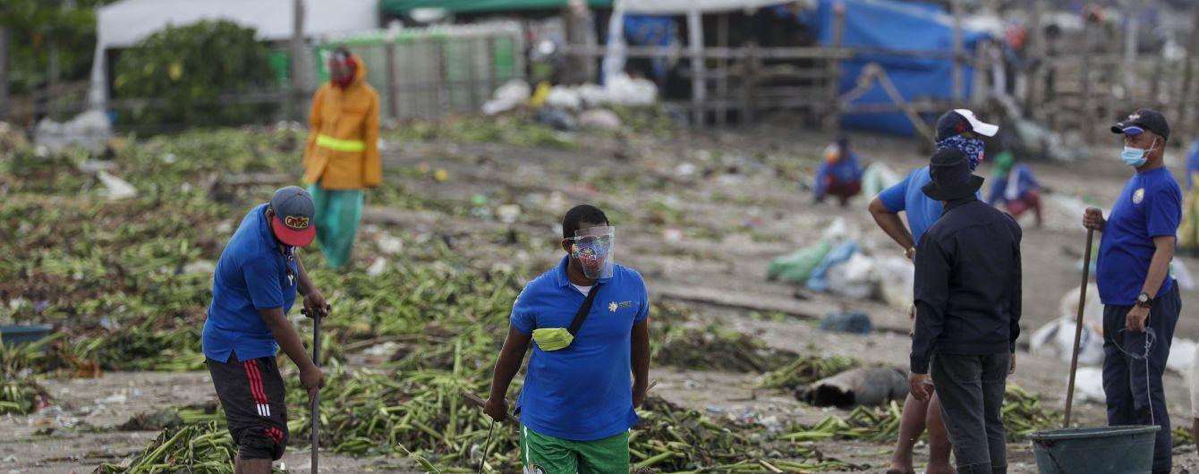 Сотни тысяч эвакуированных и десятки пропавших без вести: Вьетнам накрыл тайфун десятилетия