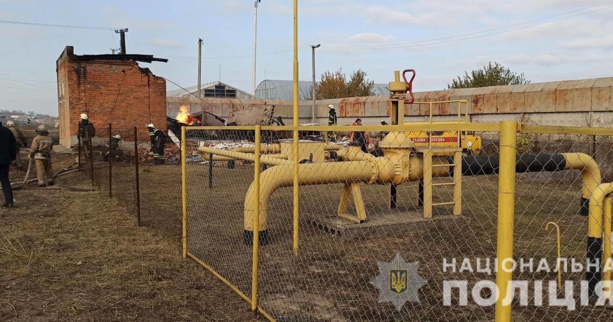В Харьковской области произошел взрыв природного газа: есть погибшие и пострадавшие