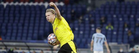 Снова бьет рекорды: 20-летний Холанд переписал историю Лиги чемпионов
