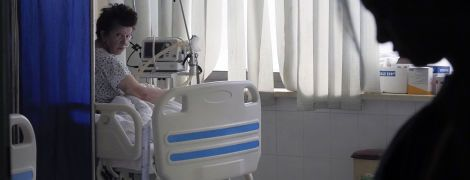 В Житомирской области почти на 100% загружены больницы первой волны больными коронавирусом