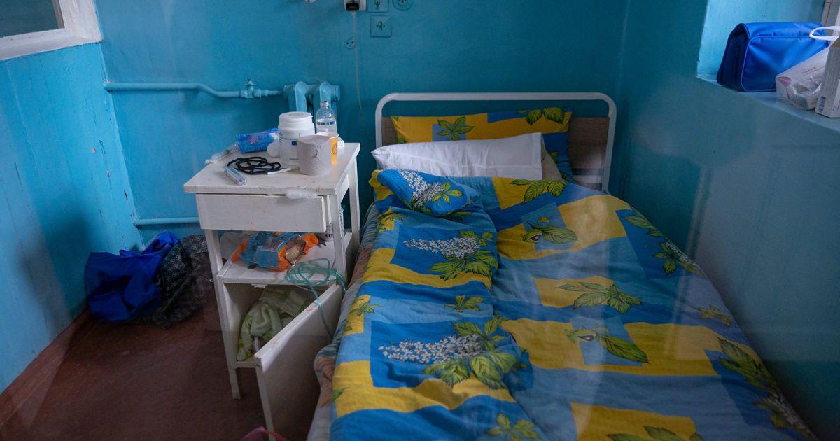 В Харькове пациентов с коронавирусом будет принимать Областной госпиталь ветеранов войны