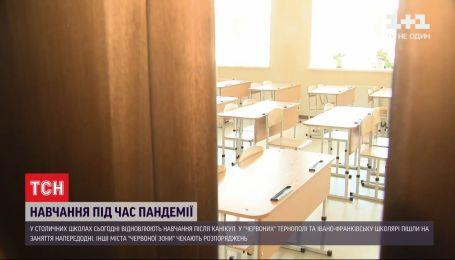 """Министерство образования посоветовало школьникам в """"красных"""" карантинных зонах учиться исключительно дистанционно"""