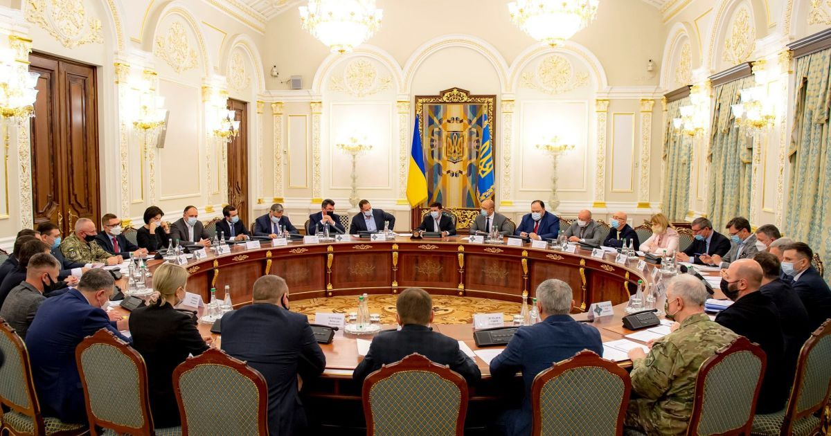 Одне з питань обговорюватимуть в таємному режимі: оприлюднено головні теми нового засідання РНБО