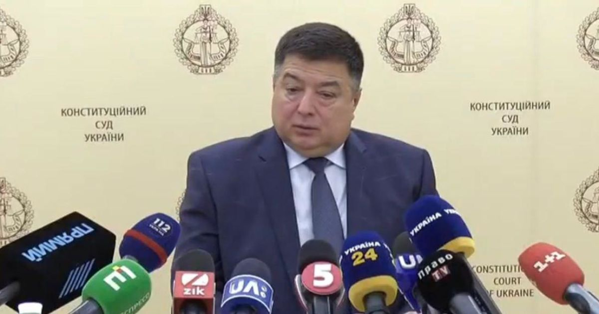Зеленский еще на месяц отстранил Тупицкого от должности судьи КСУ