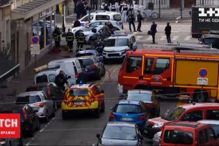 Французька поліція затримала спільника 21-річного тунісця, який влаштував різанину в Ніці