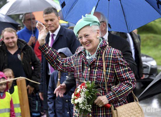 Королева Маргрете II більше не буде проводити аудієнцій