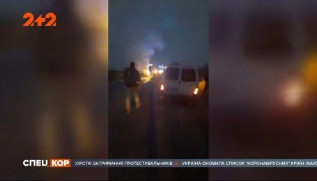 У Вінницькій області сталася аварія: двоє людей загинули, одна в лікарні