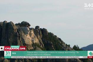 Любимое туристическое место в США – интересные факты о горе Рашмор