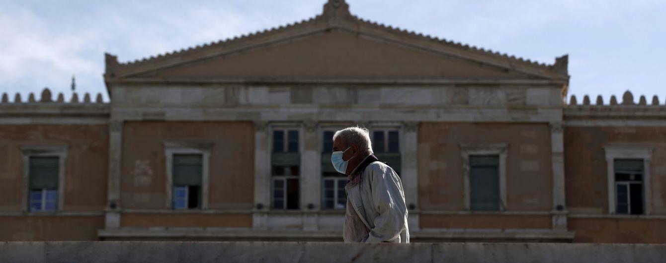 """Греция требует от ЕС введения """"паспортов"""" о COVID-вакцинации"""