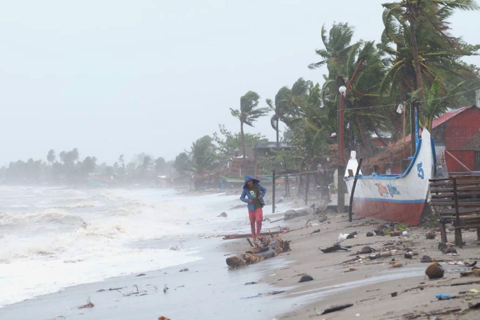 Тайфуна на Філіппінах