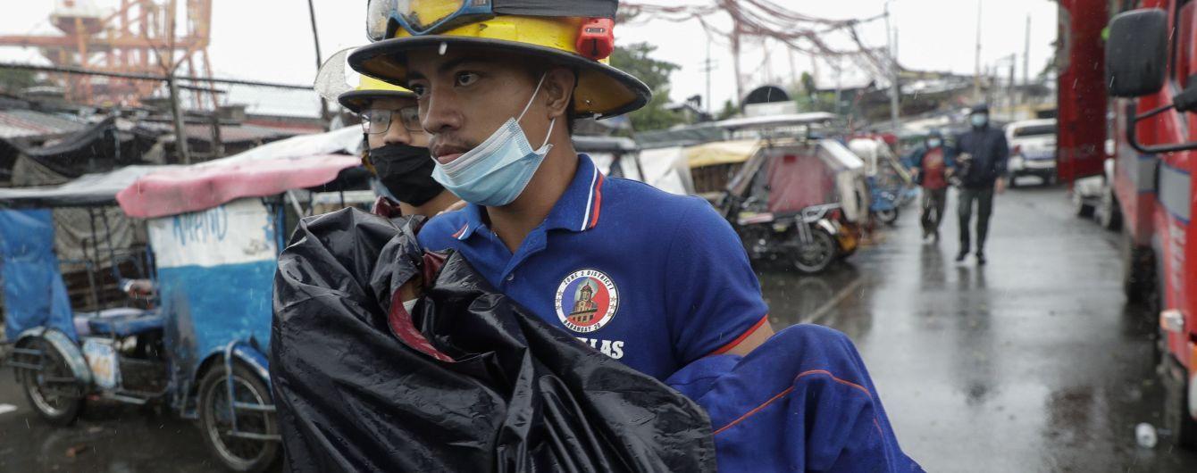 Филиппины страдают от мощного тайфуна: эвакуированы около миллиона человек