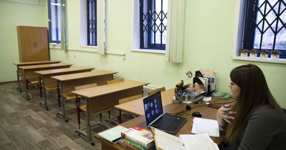 Власти Киева хотят восстановить очное обучение во всех школах с 25 января