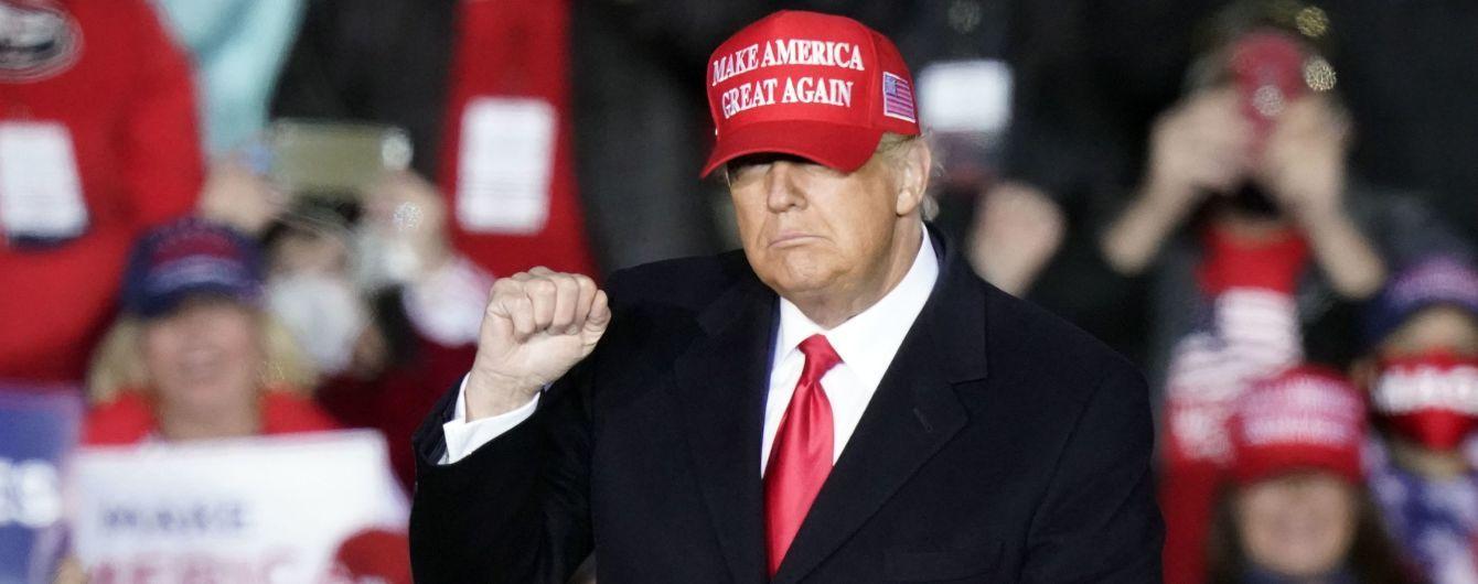 """Трамп заявив про """"великий прогрес"""" і обіцяє """"результати"""" наступного тижня: але в чому — невідомо"""