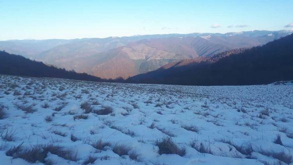 сніг у Карпатах_2