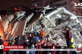 Украинка с Измира рассказала, как спасалась от землетрясения вместе с дочерью