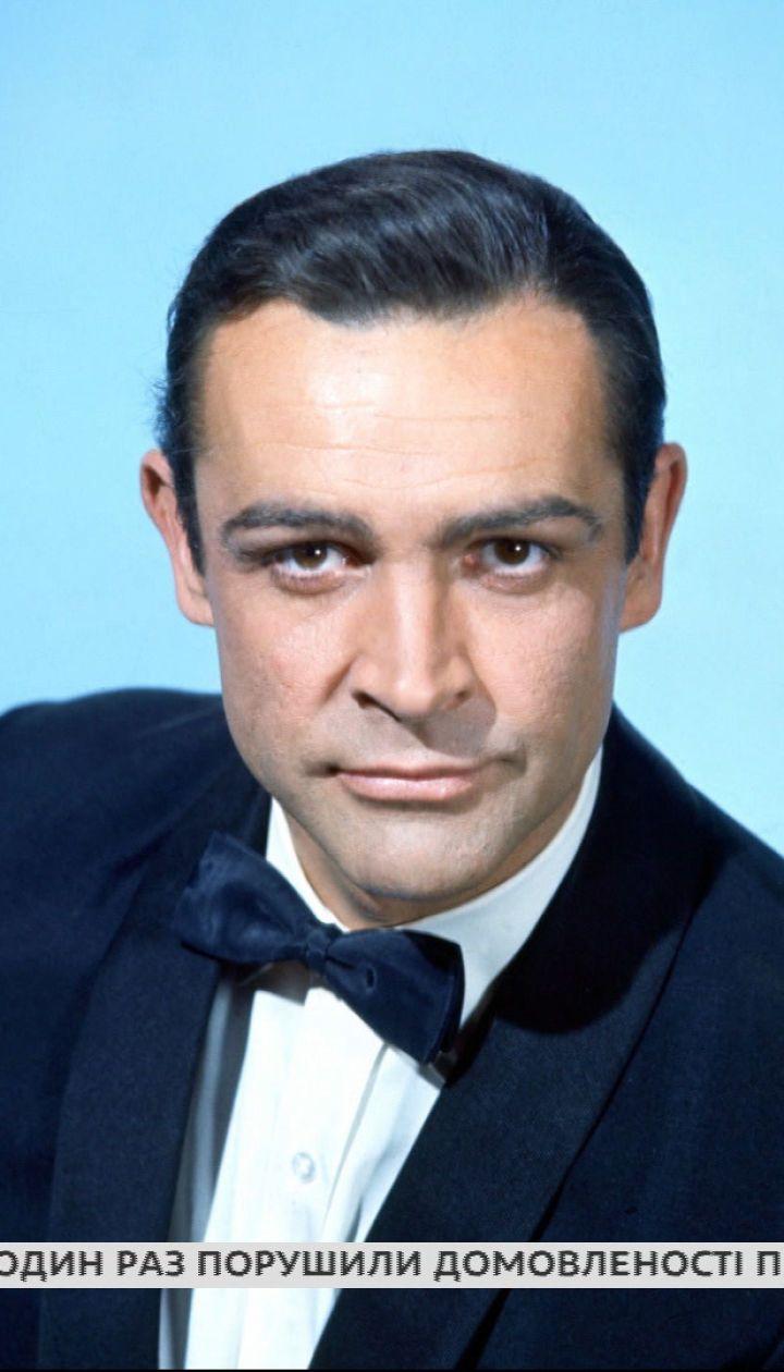 Первым сыграл агента 007 – история Шона Коннери