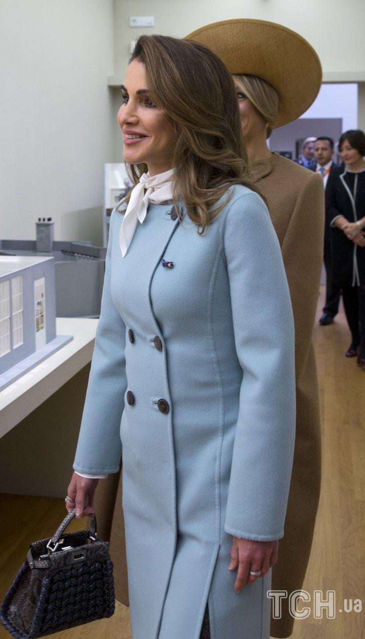Королева Ранія