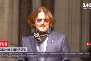 Адвокати Джонні Деппа оскаржать рішення суду щодо наклепу