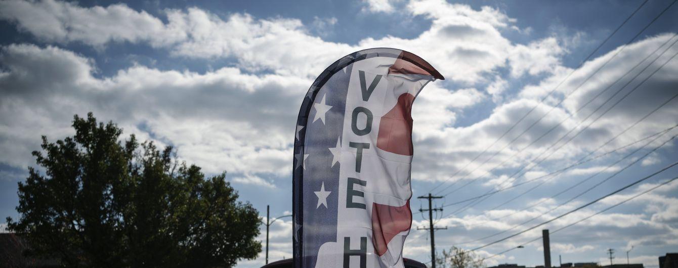Стало відомо, скільки мільйонів осіб подивилися передачі про вибори в США